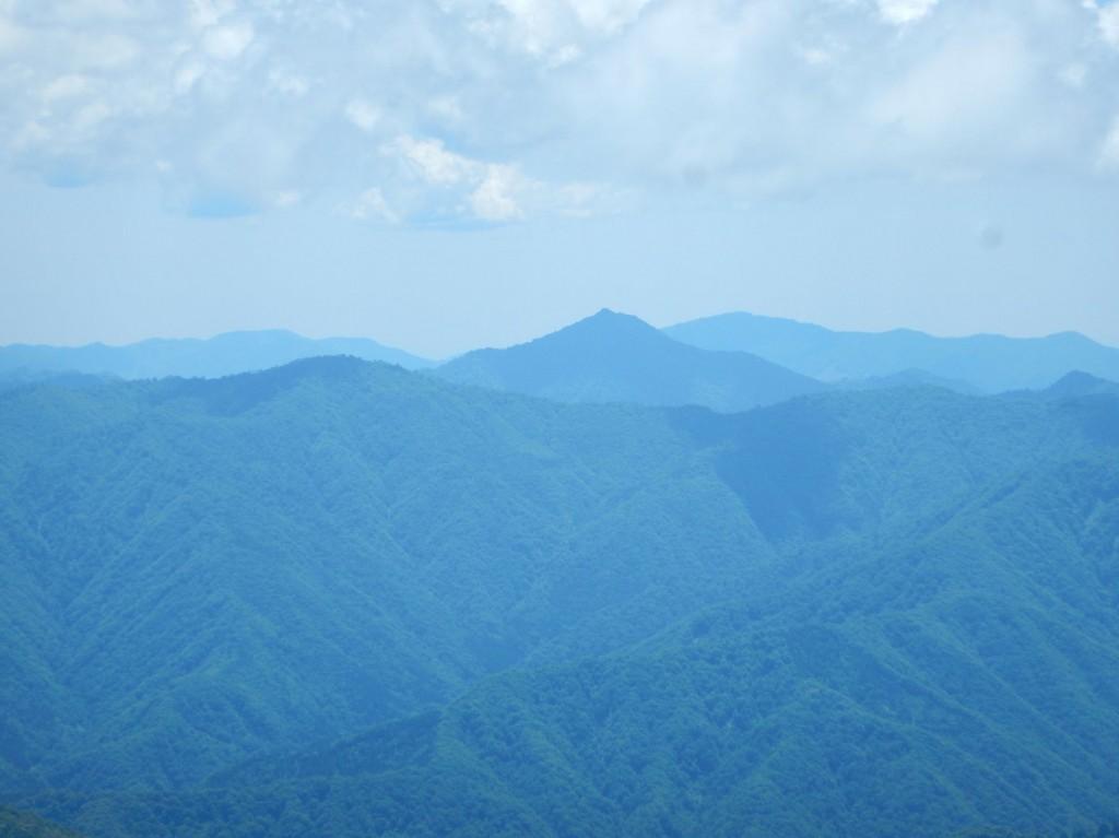 荒島岳下山0032
